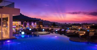 The Yama Hotel Phuket - קארון - בריכה