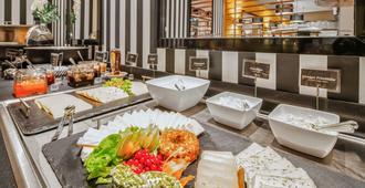 Best Western PLUS Hotel Excelsior - Érfurt - Bufé