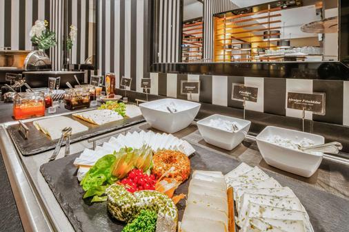 Best Western PLUS Hotel Excelsior - Erfurt - Buffet