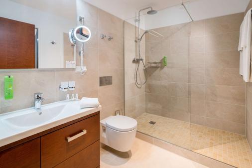 Best Western PLUS Hotel Excelsior - Erfurt - Bathroom