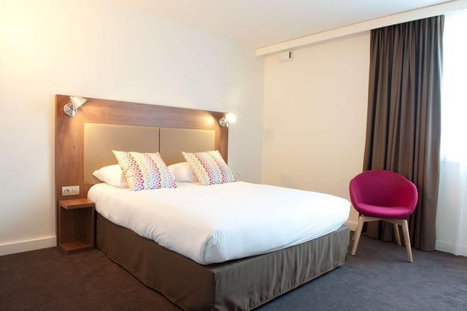 Campanile Limoges Centre - Gare - Limoges - Bedroom