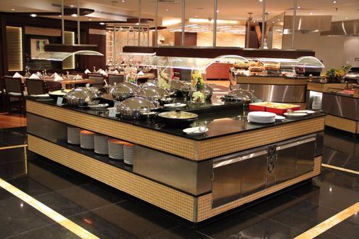 Makkah Hotel - Mecca - Buffet