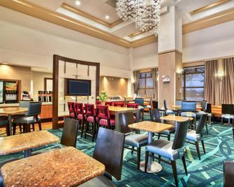 SpringHill Suites by Marriott Chicago Elmhurst/Oakbrook Area - Elmhurst - Ресторан
