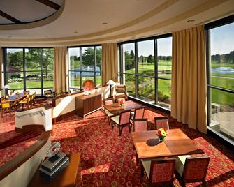 Hilton Chicago/Oak Brook Hills Resort & Conference Center - Oak Brook - Лоббі