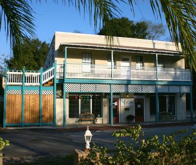 Discovery Yoga Center - St. Augustine - Building