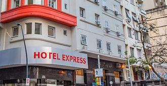 Hotel Express Savoy Centro Histórico - Porto Alegre - Edificio