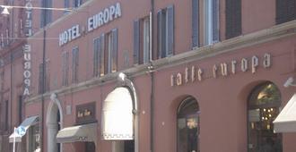 Europa - Ferrara - Edificio