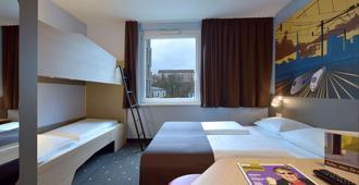 B&B Hotel Saarbrücken-Hbf - Saarbruecken - Bedroom