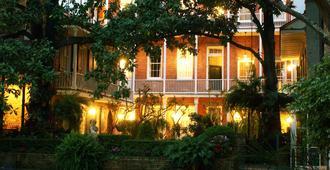 Place d'Armes Hotel - Новый Орлеан - Здание