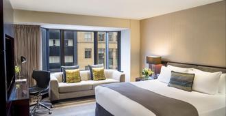 Intercontinental Wellington, An IHG Hotel - וולינגטון - חדר שינה