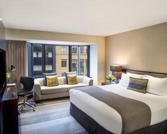 Intercontinental Wellington, An IHG Hotel - Wellington - Bedroom