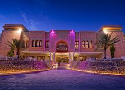 Palm Beach Palace Tozeur - Tozeur - Gebäude