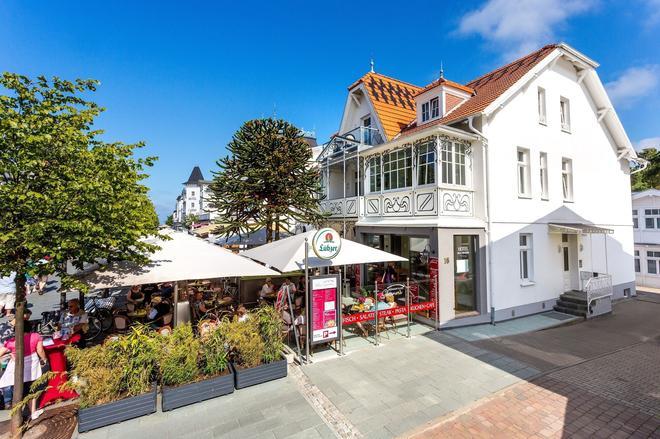 Hotel Villa Neander - Binz - Rakennus
