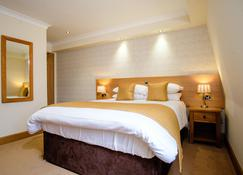 The Victoria Hotel - Kirkcaldy - Bedroom