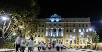 Hotel Ilan - Lublino - Edificio
