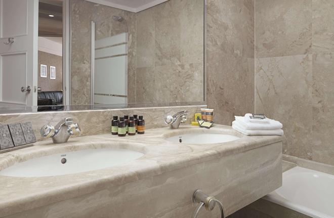 NJV Athens Plaza Hotel - Athens - Bathroom