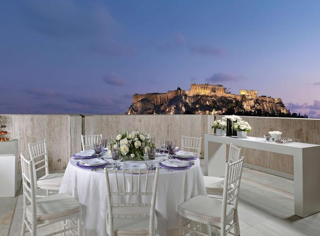 NJV Athens Plaza Hotel - Athens - Banquet hall