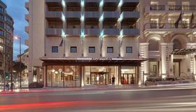NJV Athens Plaza Hotel - Афины - Здание