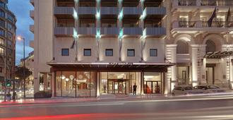 NJV Athens Plaza Hotel - Athens - Building