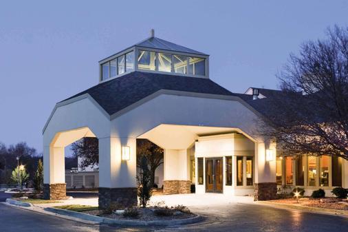 Quality Inn and Suites Albuquerque Downtown - University - Albuquerque - Näkymät ulkona