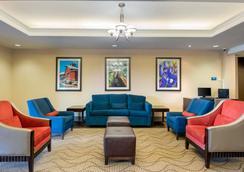 Comfort Inn & Suites Odessa - Odessa - Oleskelutila