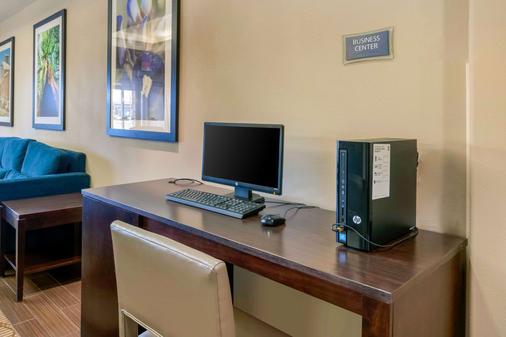 Comfort Inn & Suites Odessa - Odessa - Liikekeskus