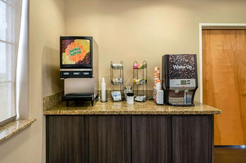 Comfort Inn & Suites Odessa - Odessa - Buffet