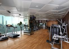 The Eton Hotel - Shanghai - Gym
