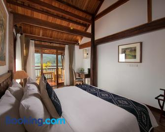 Mai Chau Hideaway Resort - Mai Châu - Bedroom