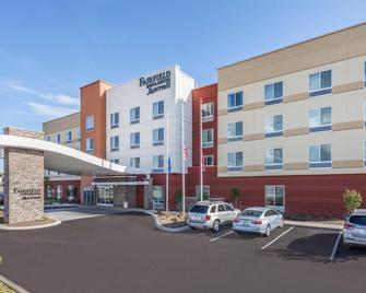 Fairfield Inn & Suites by Marriott Lebanon - Lebanon - Building