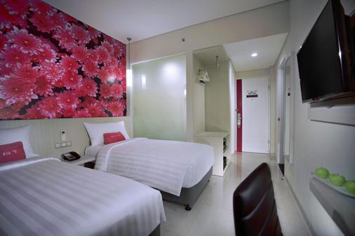 Favehotel Langko Mataram - Lombok - Mataram - Makuuhuone