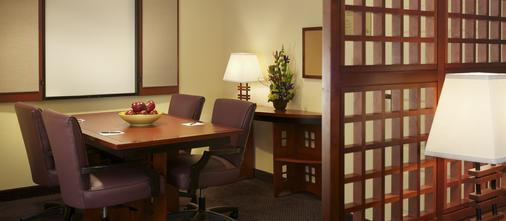 Larkspur Landing Pleasanton - An All-Suite Hotel - Pleasanton - Dining room