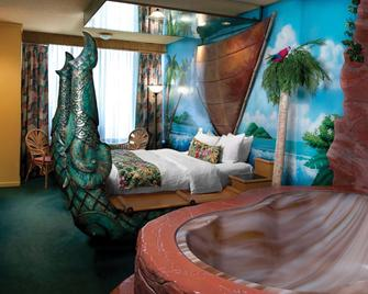 Fantasyland Hotel - Edmonton - Bedroom