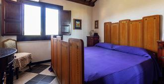 Bed & Breakfast Torre Saracena - Valderice - Schlafzimmer