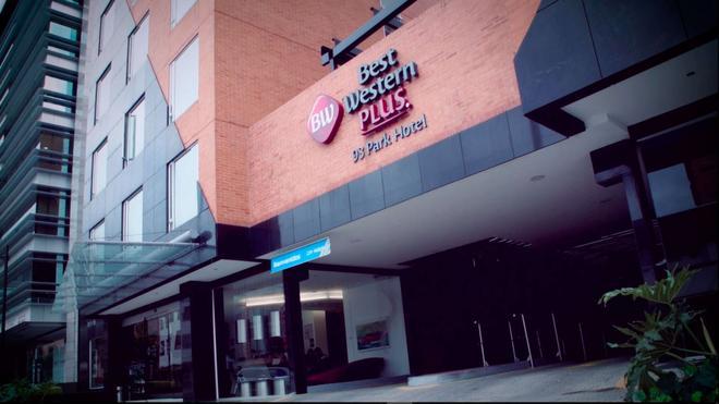 Best Western Plus 93 Park Hotel - Bogotá - Edificio