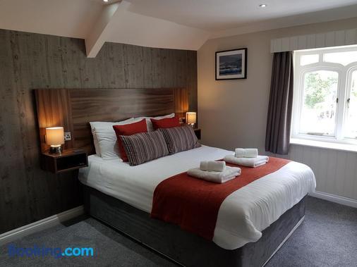Heywood Spa Hotel - Tenby - Bedroom
