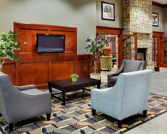 Holiday Inn Express & Suites Smithfield - Providence - Смітфілд - Лоббі