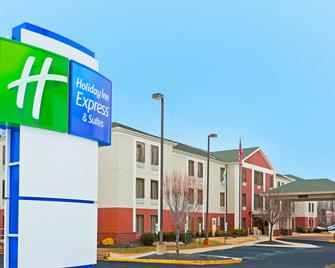 Holiday Inn Express & Suites Carneys Point - Pennsville - Carney's Point - Gebäude
