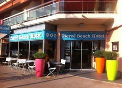Citotel Tierce Beach Hotel - Cagnes-sur-Mer - Rakennus