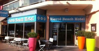Citotel Tierce Beach Hotel - Cagnes-sur-Mer - Building