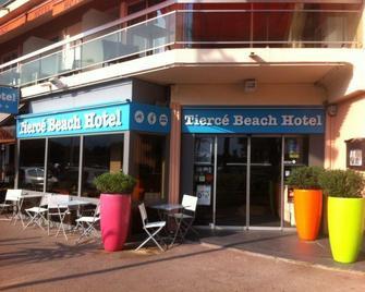 Citotel Tierce Beach Hotel - Cagnes-sur-Mer - Byggnad