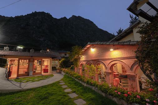 Hotel Samanapaq - Ollantaytambo - Rakennus