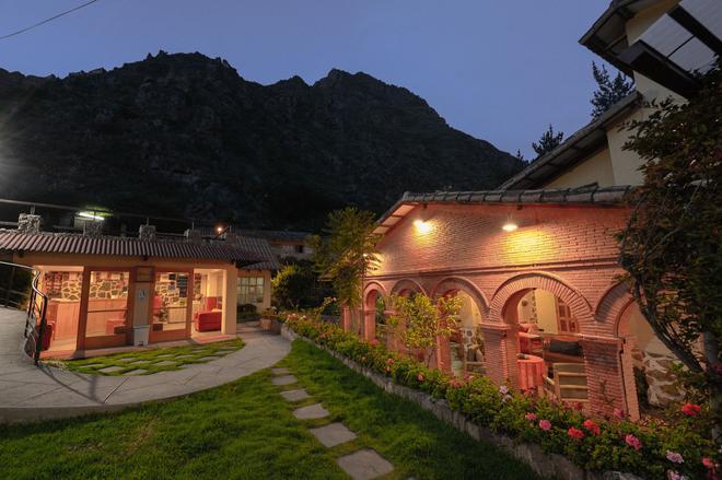 Hotel Samanapaq - Ollantaytambo - Κτίριο