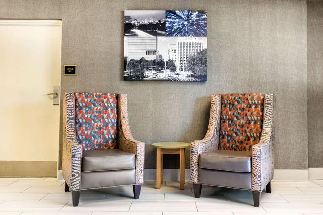 Gallus Stadium Park Inn Ascend Hotel Collection - Columbia - Phòng khách
