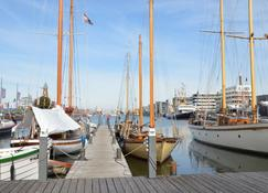 Atlantic Hotel am Floetenkiel - Bremerhaven - Utsikt
