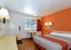 Motel 6 Big Bear - Big Bear Lake - Habitación