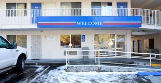 Motel 6 Big Bear - Big Bear Lake - Edifício