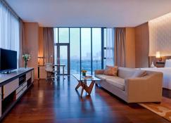 The Oct Harbour, Shenzhen - Marriott Executive Apartments - Shenzhen - Gebäude
