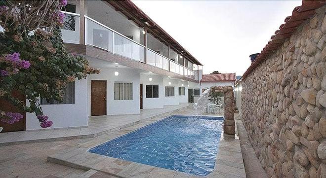 Estrela D'alva Pousada - Pirenópolis - Pool