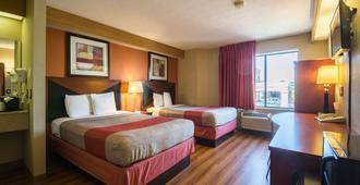 Motel 6 Indianapolis Airport - Indianapolis - Bedroom